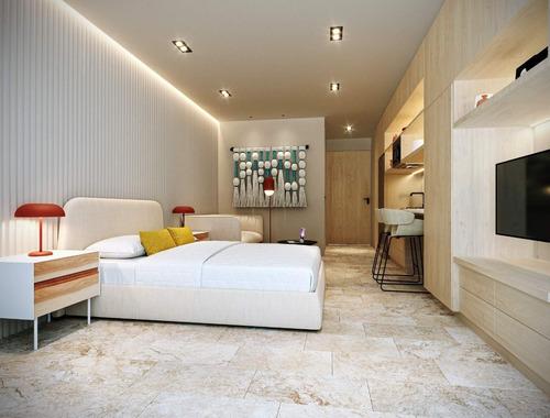 Imagen 1 de 14 de Hermoso Apartamento De Dos Dormitorios En Venta En Playa Del Carmen