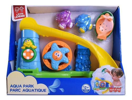 Imagen 1 de 9 de Juego De Agua Parque Acuático Para Bañera Con Sopapa