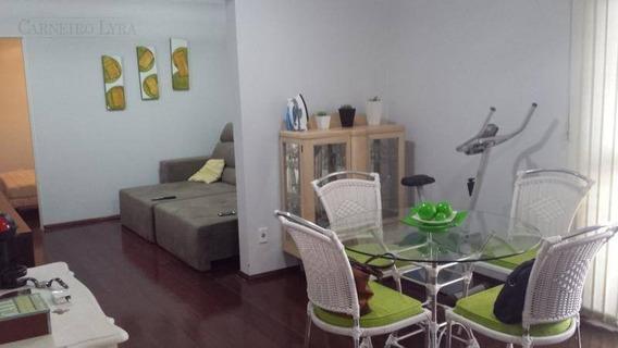 Apartamento Residencial À Venda, Jardim Campos Prado, Jaú. - Ap0093
