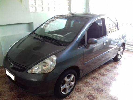 Honda Fit 1.4 Aut. 2007 Lxl Completo