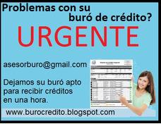 Consulta Y Asesoria De Buró D Crédto