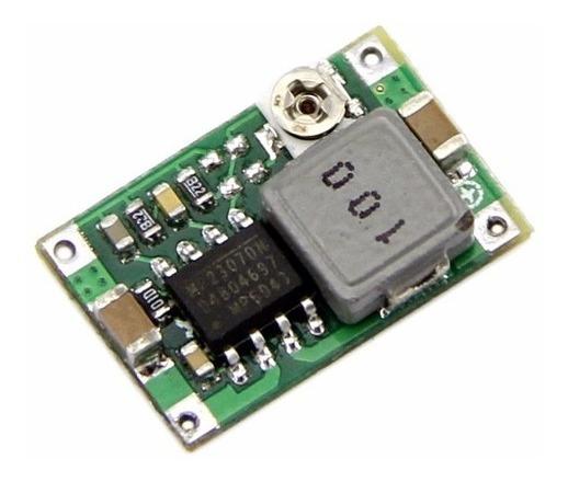 5 X Módulo Step-down Dc/dc Mp2307 - Regulador Lm2596 - 0034