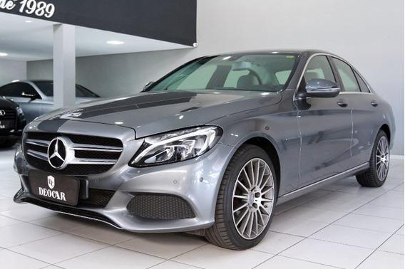 Mercedes-benz C180 Avantgarde Turbo 1.6-2018/2018