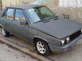 Renault 11 Ts 1989 Nafta. Motor Hecho 0km