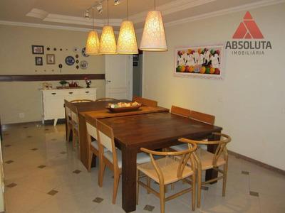 Apartamento Com 3 Dormitórios À Venda, 160 M² Por R$ 850.000 - Vila Santa Catarina - Americana/sp - Ap1878