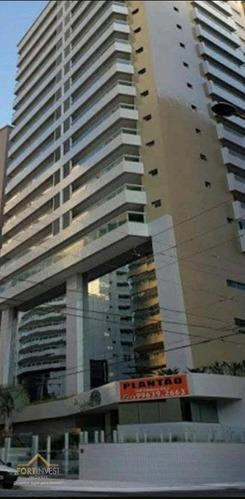Imagem 1 de 30 de Apartamento Com 2 Dormitórios À Venda, 96 M² Por R$ 540.000,00 - Canto Do Forte - Praia Grande/sp - Ap2610