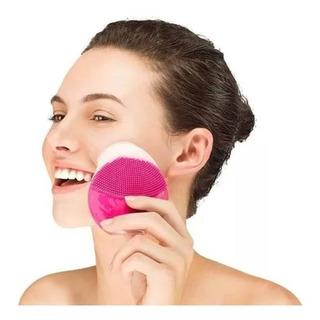 Limpiador Masajeador Exfoliante Facial Vibra Carga Usb