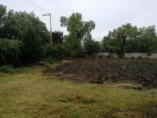 Terreno En Renta, Las Torres, Sta Maria Tepepan, Tlalpan