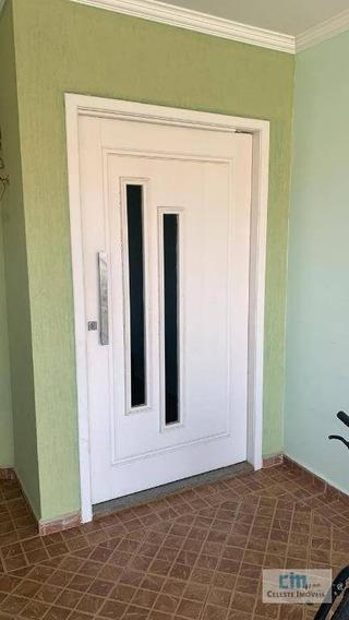 Casa Com 3 Dormitórios Para Alugar, 180 M² Por R$ 2.800,00/mês - Portal Dos Pássaros - Boituva/sp - Ca0053