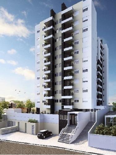 Apto Com 2 Dormitórios À Venda, 61 M² Por R$ 368.000 - Vila América - Santo André/sp - Ap1785