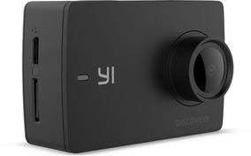 Câmera Yi Discovery + Caixa Estanque