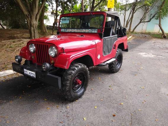 Willys Jeep Cj5