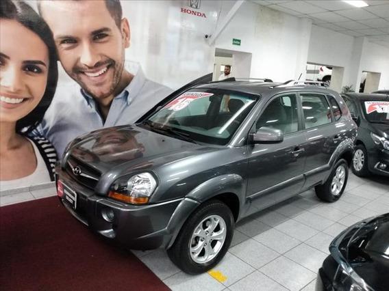 Hyundai Tucson 2.0 Mpfi Gls 2wd 16v 143cv Flex 4p Automático
