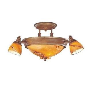 Hot Sale Candil Lampara Fija Decorativa 4 Luces
