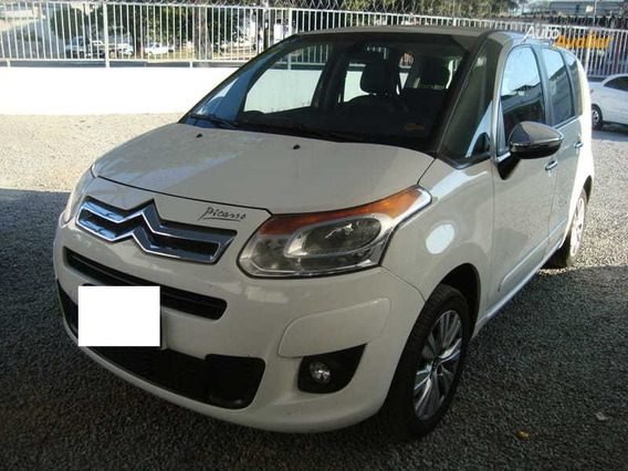 Citroen C3 Picasso Exclusive 1.6 Flex 16v 5p. Aut