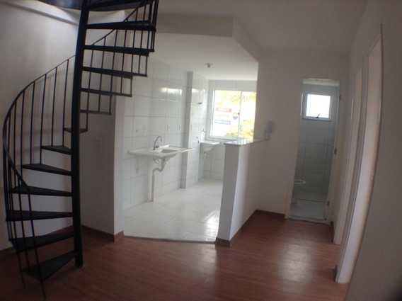 Apartamento Duplex Em Francisco Bernardino, Juiz De Fora/mg De 87m² 2 Quartos À Venda Por R$ 160.000,00 - Ad217091