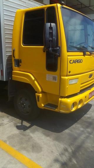Ford Cargo 815 Ano 2011 Bau