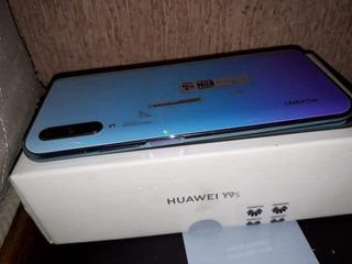 Huawei Y9 S 128 Gb 6 Ram Blue Cristal
