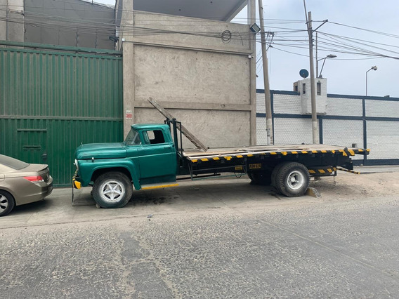 Camion Ford F750
