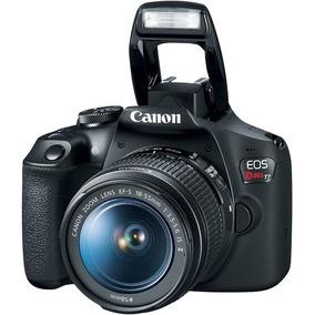 Câmera Canon T7 Kit 18-55mm Garantia 1 Ano Lojista Nf Barato