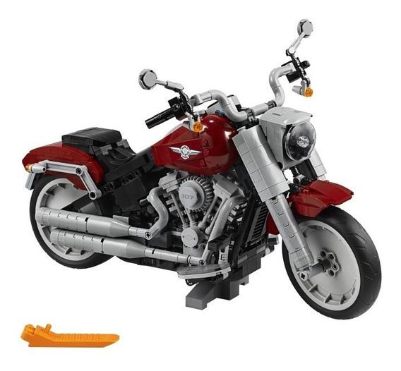 Lego Creator Harley Davidson Fat Boy 10269 Bricktoys