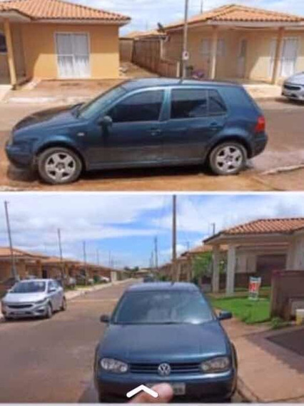 Volkswagen Golf Motor Argentino