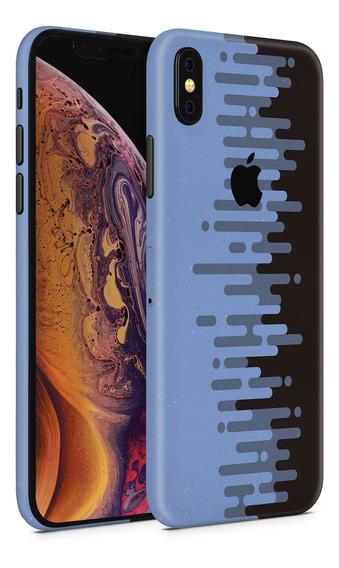 Skin Blue Waves Para Telefonos Apple iPhone