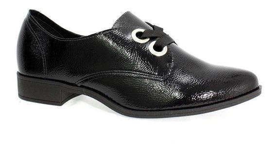 Sapato Beira Rio Oxford Feminino
