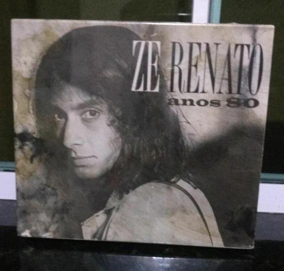 Zé Renato - Anos 80 - Box Com 4 Cds - Lacrado