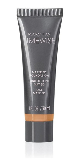 Base Timewise 3d Matte Mary Kay, Original, Todas As Cores.