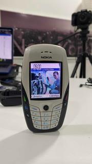 Nokia 6600 Super Conservado