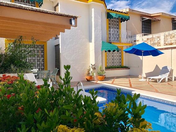 Casa Sola, Olinala Acapulco Diamante, 3 Rec, 3 W, Alberca Privada.