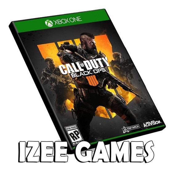 Call Of Duty Black Ops 4 Xbox One Digital + 1 Jogo Grátis