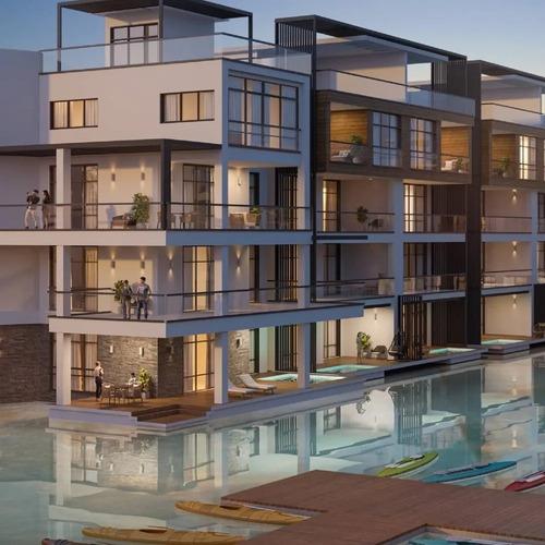 Imagen 1 de 14 de Apartamento Amueblado En Venta En Punta Cana