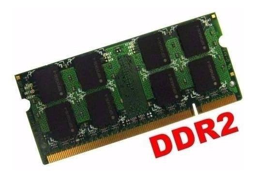 Memória Ddr2 2gb Pc2-5300s 667mhz P/ Notebook Seminovas