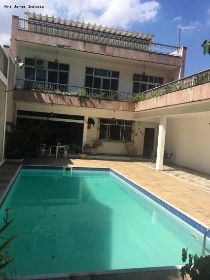 Casa Para Venda Em Rio De Janeiro, Piedade, 4 Dormitórios, 1 Suíte, 3 Banheiros, 3 Vagas - Pi403