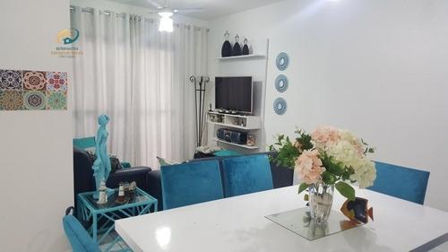 Apartamento A Venda No Bairro Enseada Em Guarujá - Sp.  - 523-1