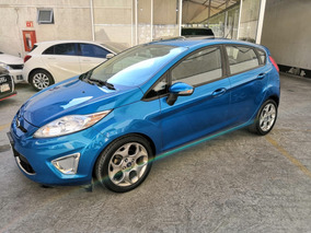 Ford Fiesta 1.6 Ses 5vel Hb At 2012 $125,000.00