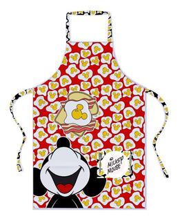 Mandil Mickey Mouse Breakfast_ Tolva81store
