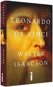 Leonardo Da Vinci Livro Walter Isaacson Cpa Dura Fret Grátis