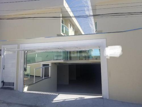 Imagem 1 de 15 de Sobrado Para Venda Por R$320.000,00 Com 102m², 2 Dormitórios, 2 Suites E 2 Vagas - São Miguel Paulista, São Paulo / Sp - Bdi35641