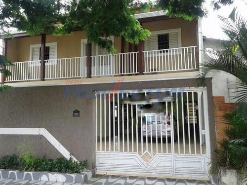 Casa À Venda Em Loteamento Adventista Campineiro - Ca275576