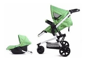 Coche Glee Travel System A08ts Asiento Desmontable