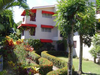 Venta Apartamento Semi- Amueblado En Bayardo Pto. Pta,