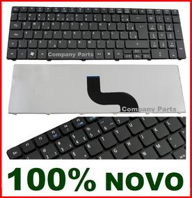 Teclado Notebook Acer 5733z 5742 5750 5542 5250 Sn7105a Novo