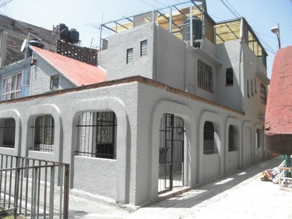 Amplia Casa En Iztacalco
