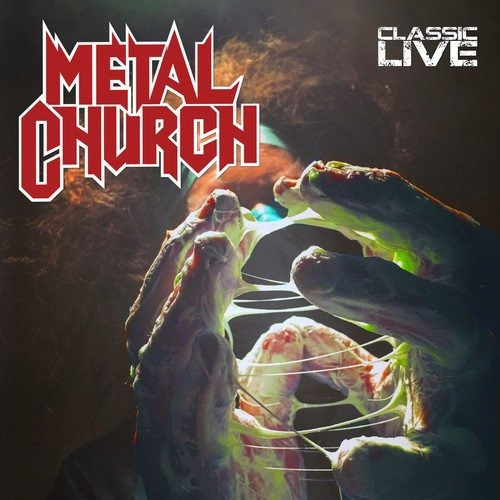 Cd : Metal Church - Classic Live [explicit Content] (bon...