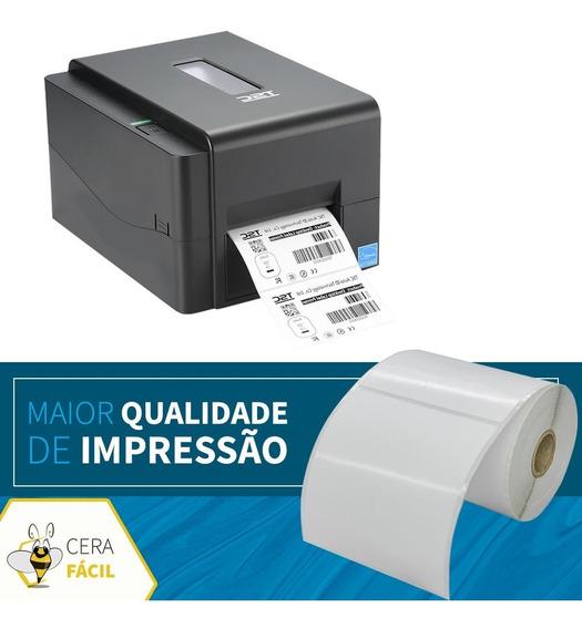 Bobina Etiqueta Adesiva 80x40 Para Impressora Térmica