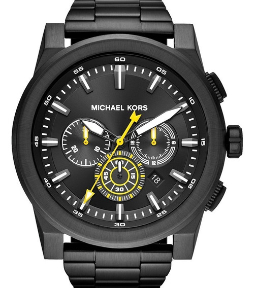 Relógio Michael Kors Masculino Original Garantia Barato Nfe