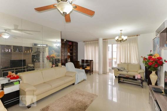 Apartamento No 3º Andar Mobiliado Com 3 Dormitórios E 2 Garagens - Id: 892957240 - 257240